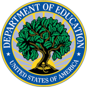 Seal of the U.S. Department of Education