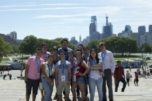 Our SIWP & NAPLP exploring Philadelphia
