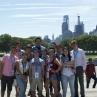 Our students exploring Philadelphia